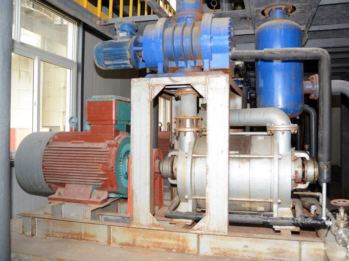水环泵在制药行业中de应用